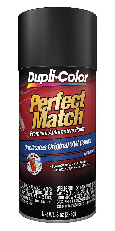 Dupli-Color BVW2040 Black Magic Pearl Volkswagen Perfect Match Automotive Paint - 8 oz. Aerosol