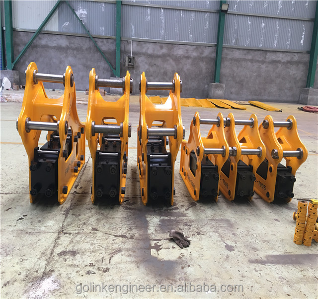 mini excavator hydraulic breaker/rock breaker hammer/small hydraulic breaker
