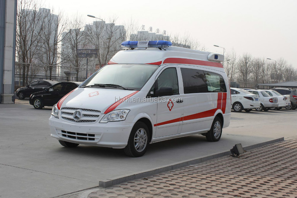 Mercedes-benz Vito Ambulance