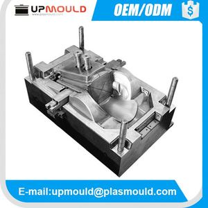 customization pc/abs/pvc plastic chair and table mould blow molding chair