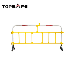 Best Price Superior Quality Manual Barrier Gate Road Traffic Barrier crowd  control barricade fence