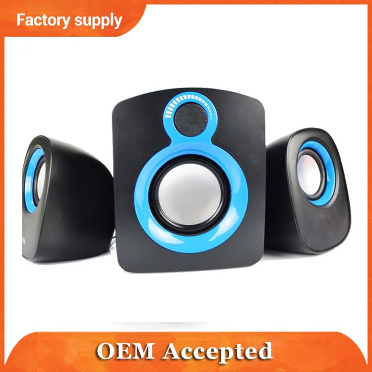 speaker 8 ohm 20 mm very small 2.0-ch usb computer speakers