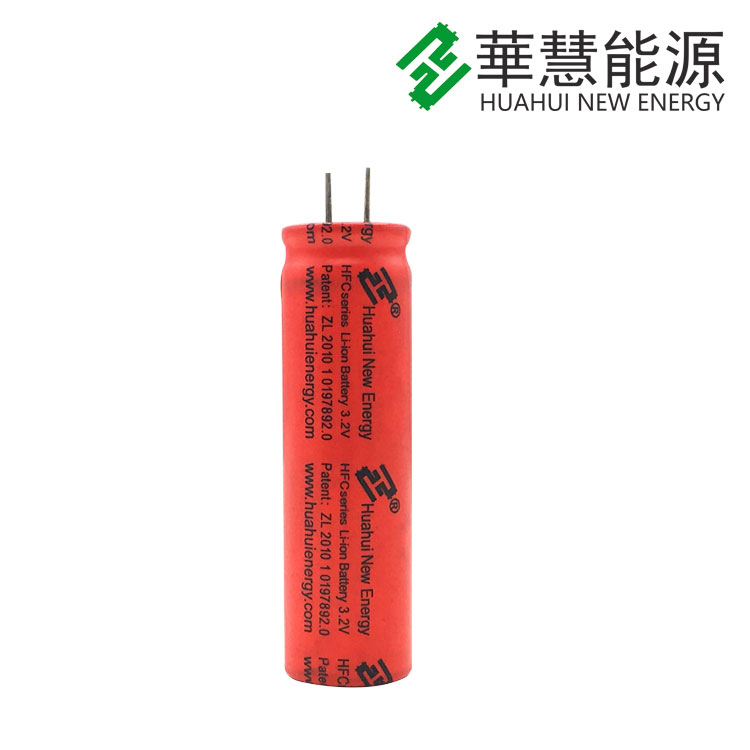 Excellent high temperature performance and long life cycle3.2v HFC1850 1AH Lifepo4 battery for Hold a vacuum cleaner