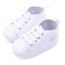 Infant Newborn Baby Boy Girl Kid Soft Sole Shoes Sneaker Newborn 0 12 Months