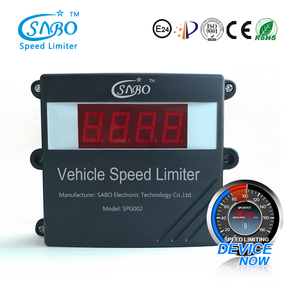 Maximum truck speed limiters for commercial vehicles