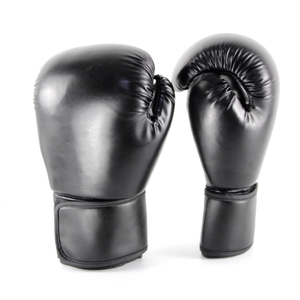 Cheap Hot Sale Leather Kicking Gloves Fitness Pu Boxing Gloves MMA MuayThai Boxing Gloves For Sale
