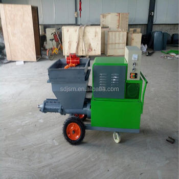 Hot Sale Automatic Wall Concrete Plaster Spray Paint Machine Buy Wall Concrete Spray Paint Machine Wall Concrete Plaster Spray Machine Electric