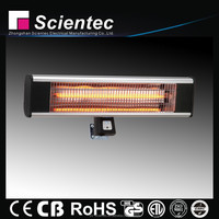 Product Description Our Infrared Patio Heater introduces a new revolution in outdoor heating. Operating at 90% heating effici