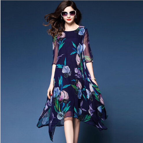Short Butterfly Print Dress, Short Butterfly Print Dress Suppliers and  Manufacturers at Alibaba.com