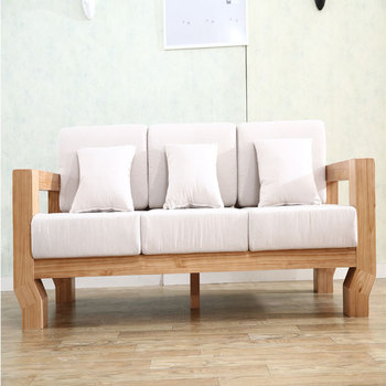 2017 new elegant pictures of wooden sofa set designs & 2017 New Elegant Pictures Of Wooden Sofa Set Designs - Buy Wooden ...