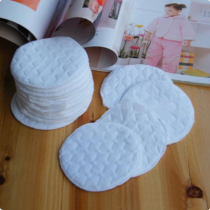 2015 новый 10 шт./лот многоразовые уход колодки моющиеся мягкий абсорбент кормления грудью площадку