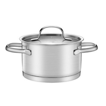 Wholesale Sauce Stock Pot Nonstick Stainless Steel Cookware Sets