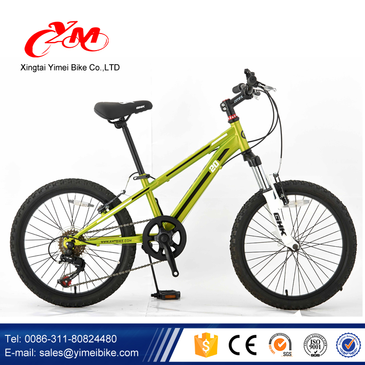 Alibaba good quality bicicletas mountain bike/20 inch 6 speed green mountain bike/bicycles mountain bikes