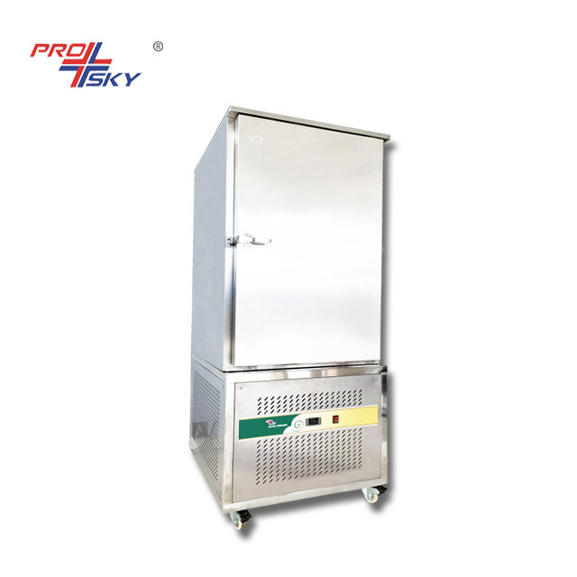 Small IQF Frozen Chicken Fish Freezer