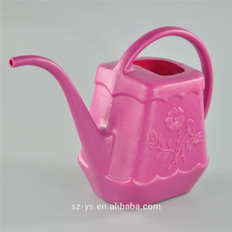 1L Wholesale water can plastic bottle 5L 10L 2015 plastic watering can water sprayer water