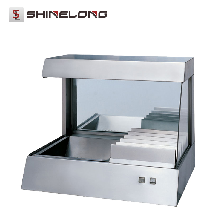 K229 Counter Top Stainless Steel Vertical Chips Snacks