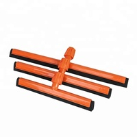 Good quality soft eva foam rubber plastic glass wiper cleaning window floor squeegee