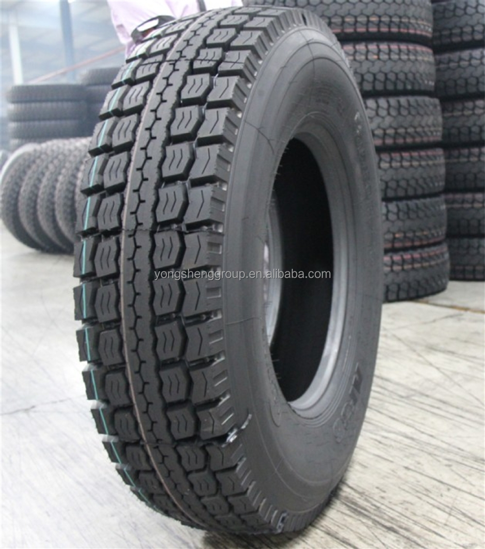 295/80R22.5 high wear-resistance truck tyre for rough way hot sale in Belgium