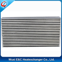 custom made oil cooler core,plate fin heat exchanger