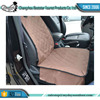 Durable pet breathable seat cover for cars