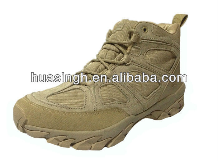 XM,delta trekking fast wicking cross-contry coyote low cut desert boots for governement supply