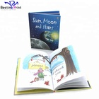 Eco-friendly Short Story Educational Book Printing Services For Kids