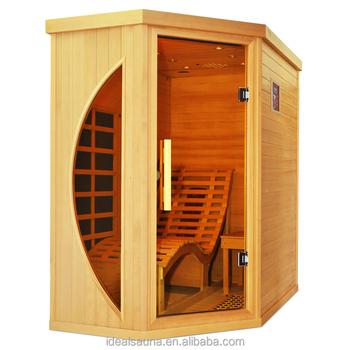 Sdraiato Stile Lontano Infrarosso Sauna Cabina Buy Lontano - Cabina-sauna