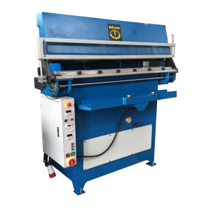 Hot sale hydraulic leather belt embossing making machine