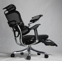 Ergonomic Office Chair With Footrest & Notebook Stand Recilner Office Chairs