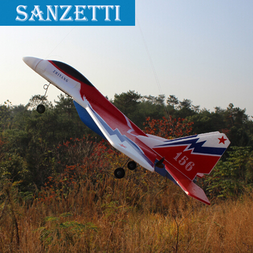 Free Shipping Rc Plane Airplane Fixed Wing Glide Fighter Of Remote Control