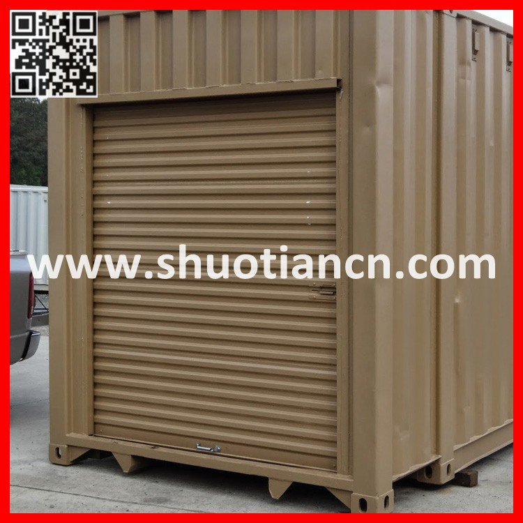 Different material roll up door manufacturers,industrial and commercial use