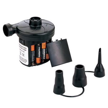 Battery Powered Air Pump For Inflate Deflate Air Beds Mattress