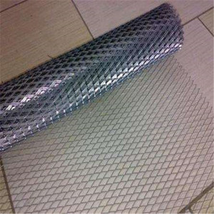 aluminium diamond expanded metal mesh supplier 5*10mm hole size to indonesia