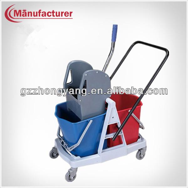 Household Plastic Small Roller Double Mop Wringer Bucket,Mop ...