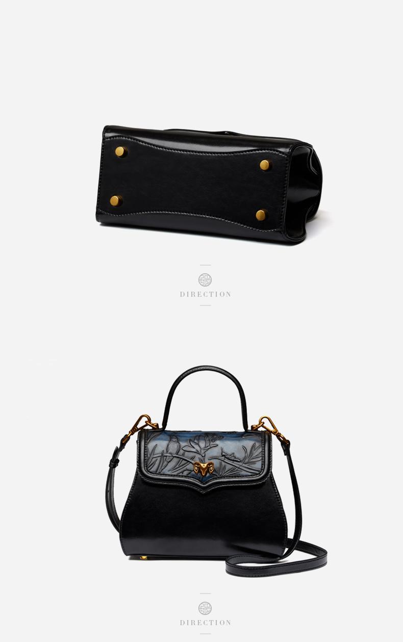 297e90e203 Pmsix women famous brands Cow Leather Handbags Socialite messenger bag  elegant to carry Feminina Bolsas retro Embossed bag