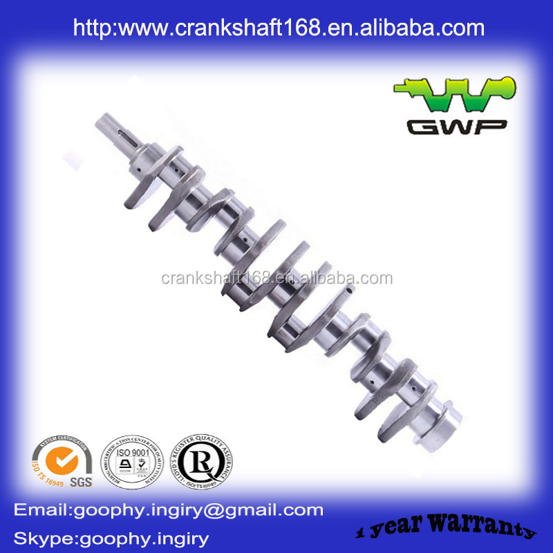 K13C/K13D crankshaft for Hino truck diesel engine parts