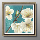 New Design Chinese Style Wall Art Canvas Print Home Decoration Painting Hand Painted Flower Oil Painting