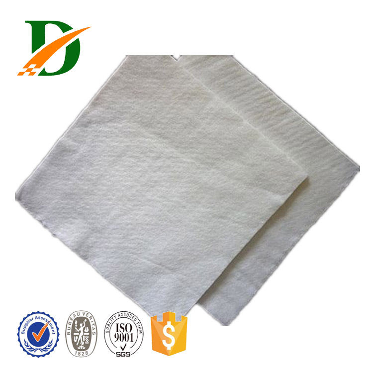 Non woven geotextile 300g/sqm geotextile fabric price