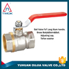 thread forged brass ball valve 1/4 brass quick connects hydraulic hoses ppr and connections cylinder boring and honing machine