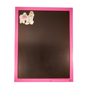 Elegant shape erasable children school blackboard size with custom available