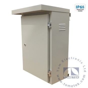 Electrical Distribution Box Type Ip54 Metal Enclosure - Buy Ip54 Metal  Enclosure,Electrical Distribution Box,Distribution Box Ip54 Product on