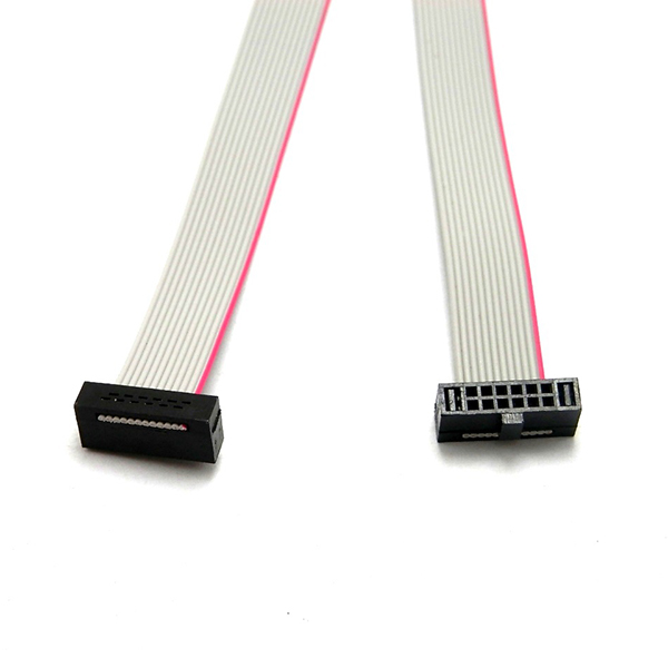 PH1.27mm IDC 30AWG Flat Ribbon Cable