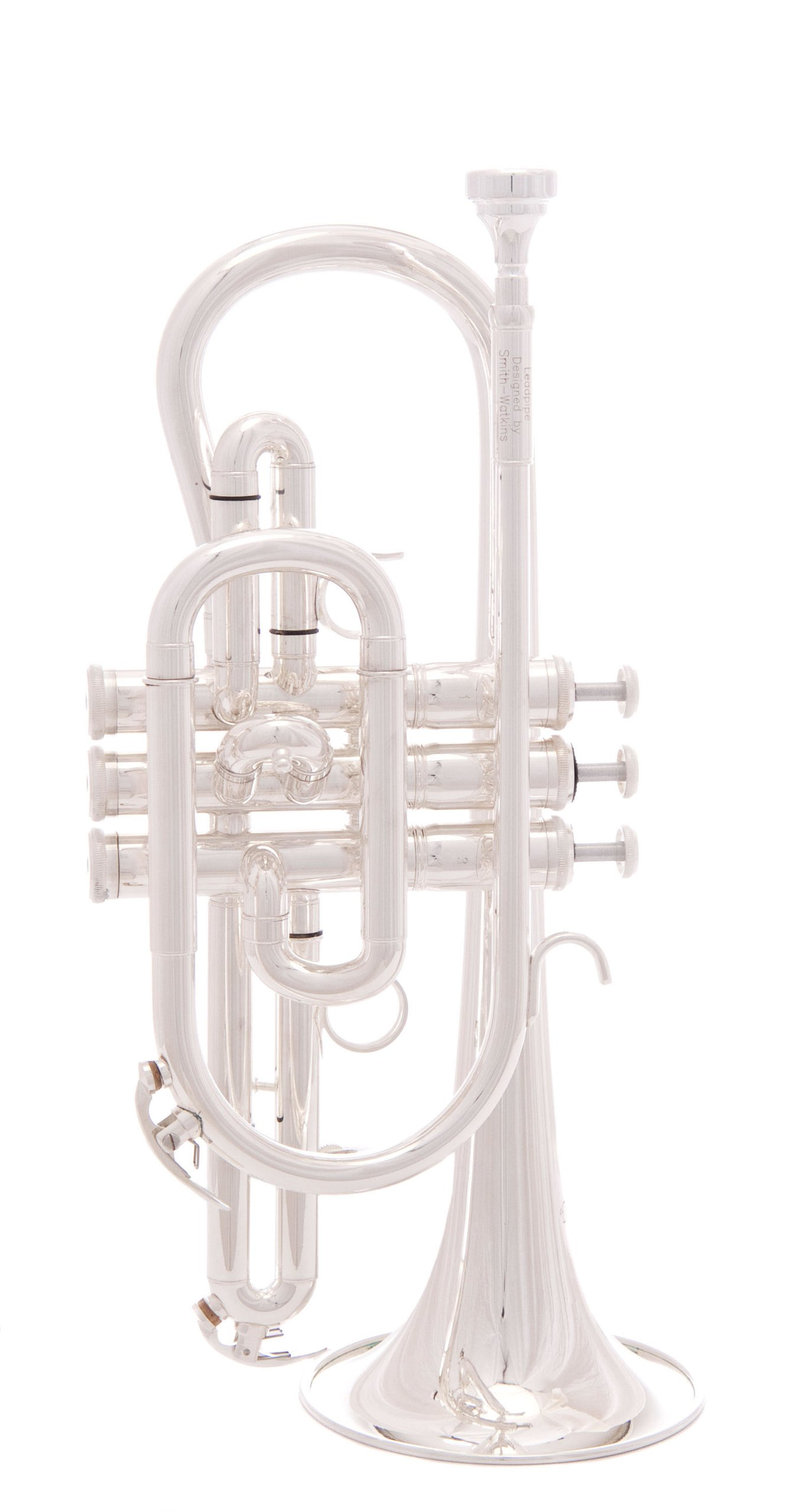John Packer - Smith Watkins Silver Plated Cornet