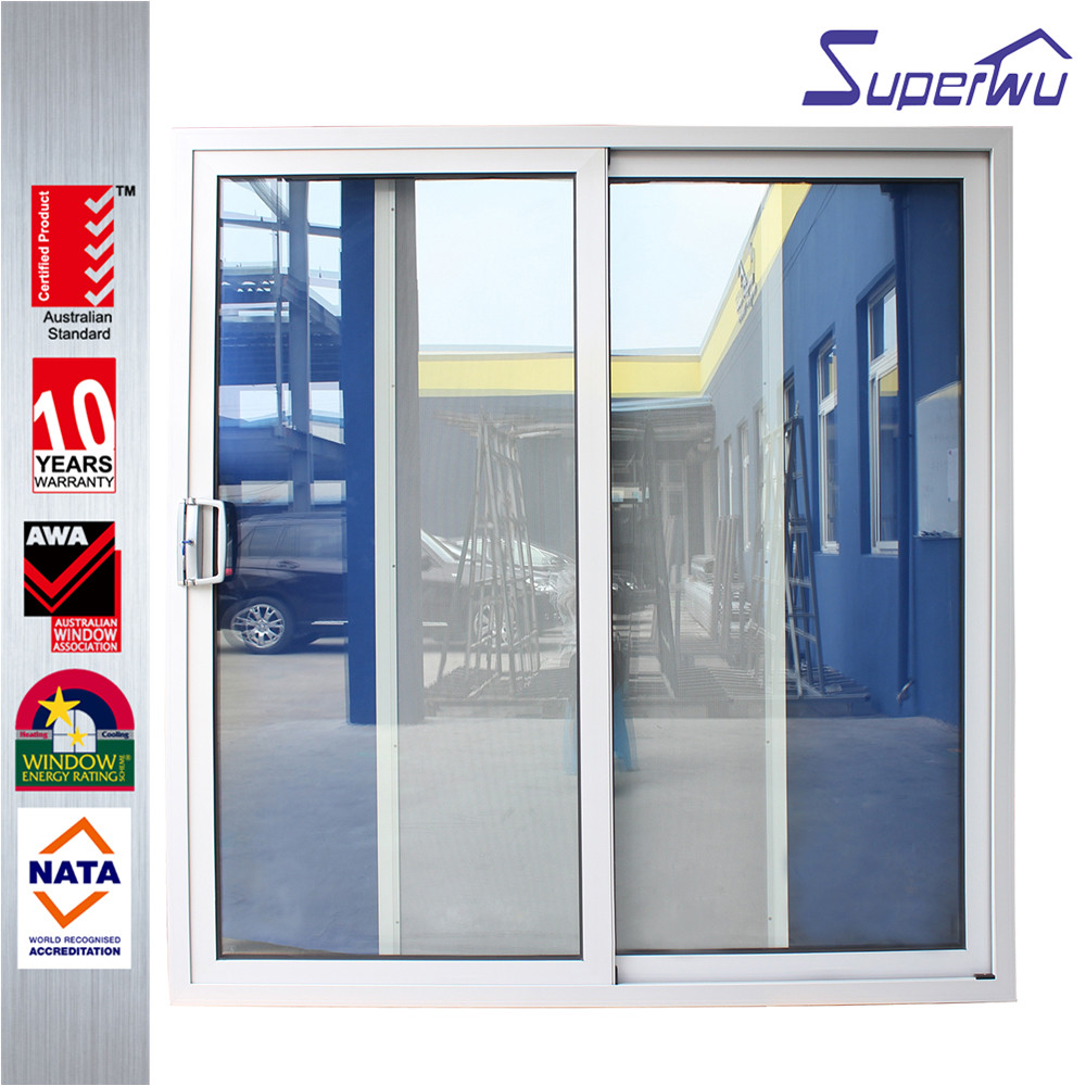 2017 factory price aluminium interior front main entrance double 2017 factory price aluminium interior front main entrance double sliding door with flyscreen vtopaller Gallery