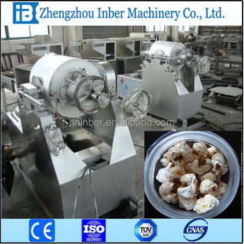 puffed rice machine suppliers