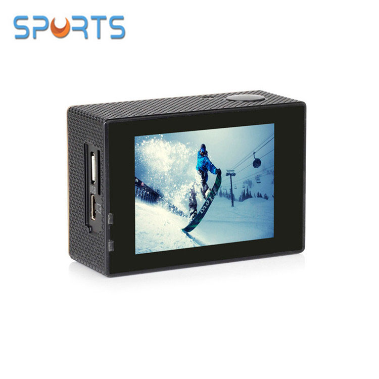 Good OEM H16 Action Cam 1080 Wifi Diving Underwater Cheap Action Camera Extreme  Outdoor Camera