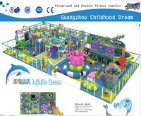 $39/sq.m (CHD-458)big attractive ocean series children indoor playground equipment for sale attractions for children
