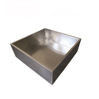 Powder coating customized die casting aluminum box and enclosure in Dongguan machine shop