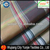 YARN DYED SHEER FABRIC/YARN DYED POLYESTER DUPIONI