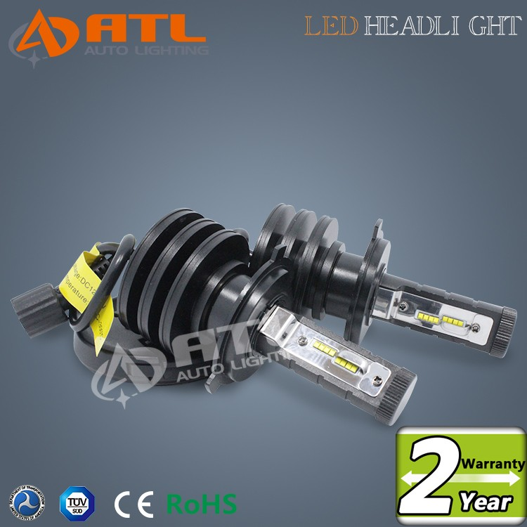 ATL 24 months warranty good heat dissipation led headlight adjust <strong>auto</strong>